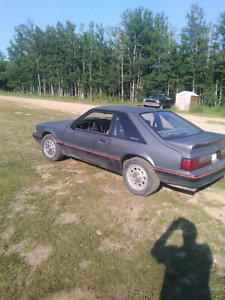 87 Mustang LX