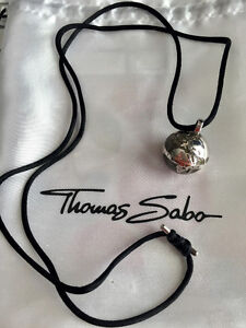 Thomas Sabo Globe pendant necklace