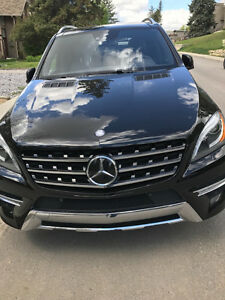 2012 Mercedes-Benz ML 550 SUV