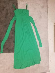 Green BCBG dress - size 2
