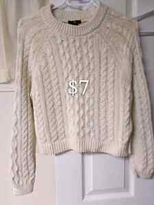 selling women winter coats and shirts from $7 to $40 Peterborough Peterborough Area image 8