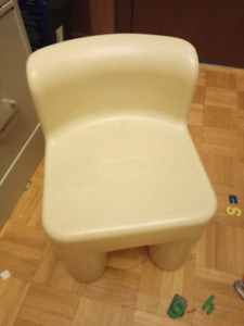 Little kids chair, very solid