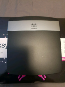 Linksys Wi-Fi Router N-600