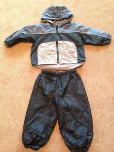 BABY LINED TRACK SUIT