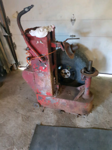 old tire changer. works well $250