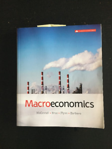 Macro Economics, 4th Edition McConnell Brue
