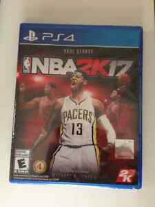 NBA 2K17 for Playstation 4