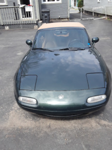 1997 Mazda Miata MX5-M Edition
