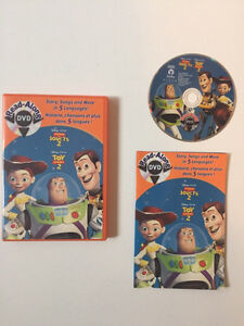 Toy story 2 read a long DVD  Kitchener / Waterloo Kitchener Area image 1