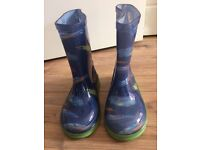 Next boys wellies, size 5