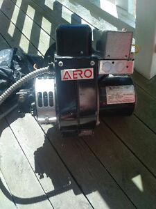 Furnace burner in good working order. like new