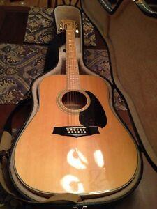 Guitare Ibanez 12 cordes japan