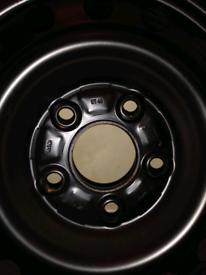 Spare wheel for Nissan Almera Tino