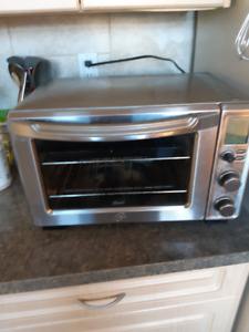 Convection counter oven
