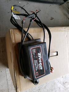 Triton On Board Battery Charger - 2 Banks