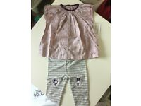Mamas and papas new with tags 6-9 months set