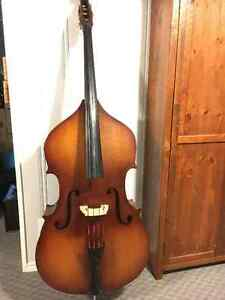 3/4 size upright bass