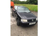 Volkswagen polo 51 plate 1.4 petrol good running