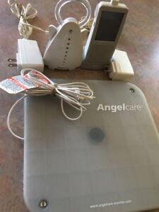Moniteur Angelcare  de mouvements respiratoires avec vidéo