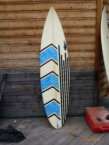 6 ft.5inch surf board