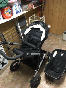 Baby and Child Stroller