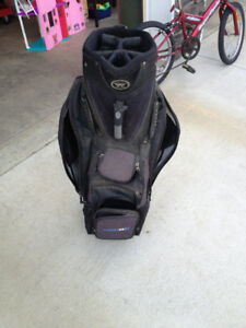 "Adult Golf Bag Lightly Used ""Hankook"" Logo"