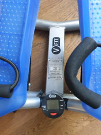 V-Fit step exercise machine
