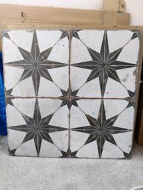 45x45 Beautiful Floor tiles