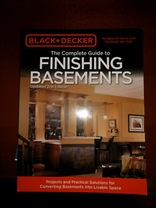 Black & Decker - The Complete Guide to Finishing Basements