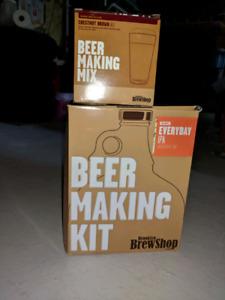 Beer making kit + mix