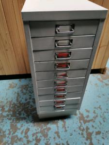 Metal filing unit $20