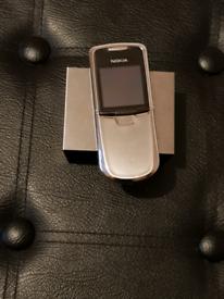 NOKIA 8800 (Original Stainless Steel Phone)