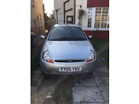 2005 Ford Ka 52000 miles drives very nice cheap runner full service history