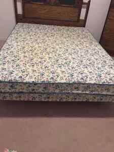 Mattress and Box Spring $40
