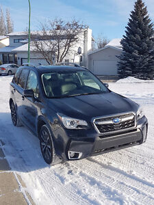 2017 Subaru Forester 2.0XT Lease Takeover