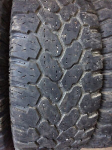 4-USED, Pro Comp XTreme A/T M+S  LT 35x12.5R18 Tires