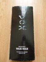VOX Original Wah-Wah Pedal Model V847-A