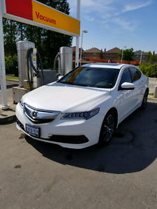 2016 AWD Acura TLX LEASE TRANSFER, EMPLOYEE PRICE, 0% interest