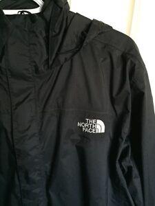 Medium north face shell jacket