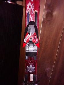 "Volkl Slalom Skis with Marker Bindings 161"""