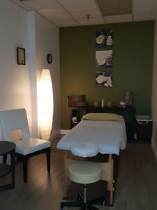 Treatment room for rent - part time