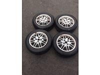 Ford Focus alloys set of 4