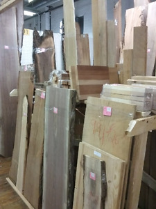 Kiln-dried, liveedge wood, furniture, collectibles + 1000 booths