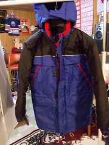 Snow Suit - Two Pieces for boys or  girls or small adults.