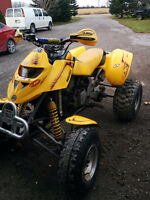 2000 Can Am DS 650