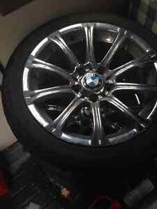 BMW E36 M3 Rims and All Season Tires