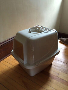 Cat or Small Dog Litter Box