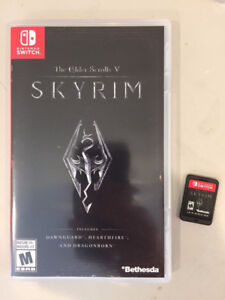 ISO Skyrim for Nintendo Switch