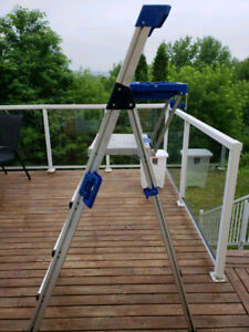 Cosco 5.76 ft Aluminum Premium Step Ladder
