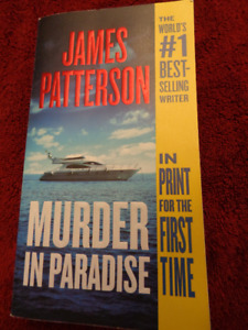 James Patterson, Murder In Paradise, Paperback